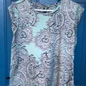 Limited Paisley Top